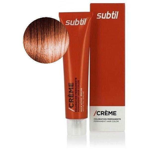 Subtile Creme N ° 7.40 60ml Intensive Kupferblond
