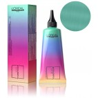 Colorful L'Oreal Ice Mint Hair 90 ML