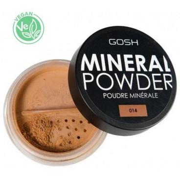 Poudre libre n°14 Cappucino - Mineral Powder GOSH