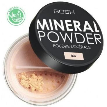 Poudre libre n°02 Ivory - Mineral Powder GOSH
