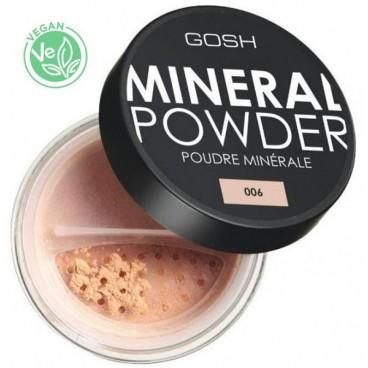 Poudre libre n°06 Honey - Mineral Powder GOSH