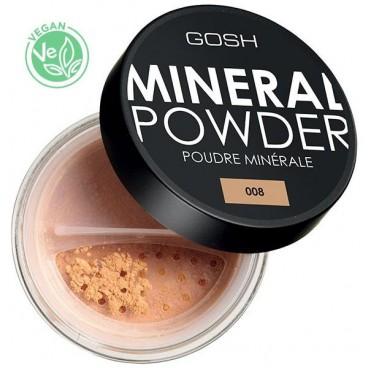Poudre libre n°08 Tan - Mineral Powder GOSH