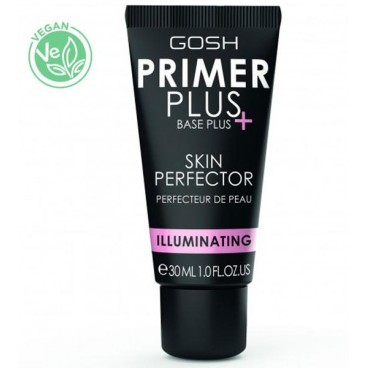 Base illuminante - Primer + Illuminating Skin Perfector GOSH 30ML