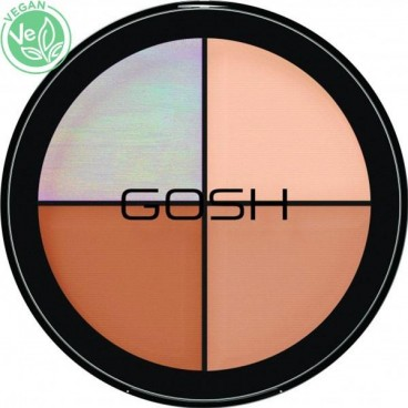 Kit de contouring n°01 Highlight - Strobe'n Glow GOSH