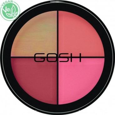 Kit de contouring n°02 Blush - Strobe'n Glow GOSH