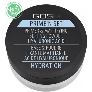 Poudre matifiante 03 - Prime'n Set GOSH
