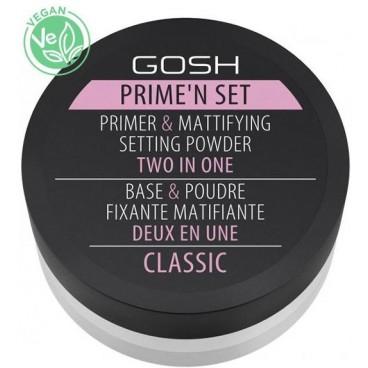Poudre matifiante - Prime'n Set GOSH