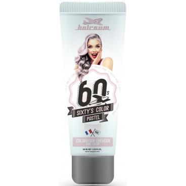 Sixty's Color Color crema semipermanente - Rosa pálido HAIRGUM 60ML