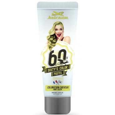 Sixty's Color Coloring Cream - HAIRGUM 60ML Sonnenaufgang
