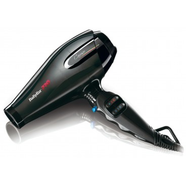 Sèche cheveux BaByliss Pro Caruso ionic 2400w
