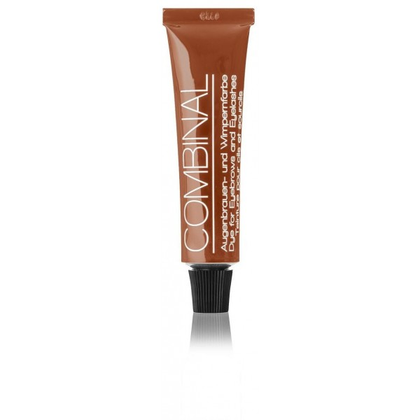 Pestañas y las cejas coloración marrón Combinal 15 ml