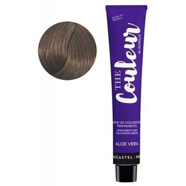 The Color Tube Coloring 100 ML N ° 12.11 Special Deep Ash Blonde Duxelle