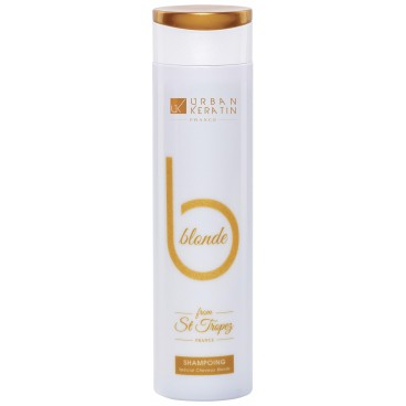 Shampooing cheveux blonds Blonde from St-Tropez URBAN KERATIN 250ML