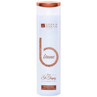 Shampooing cheveux bruns Brune from St-Tropez URBAN KERATIN 250ML