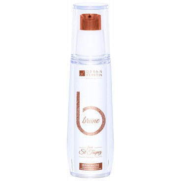 Sérum gloss cheveux bruns Brune from St-tropez URBAN KERATIN 30ML