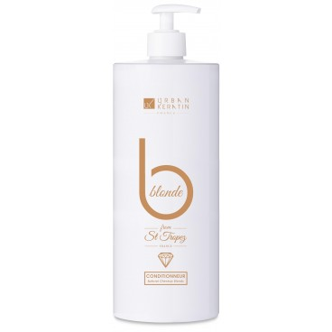 Conditionneur cheveux blonds Blonde from St-Tropez URBAN KERATIN 1L