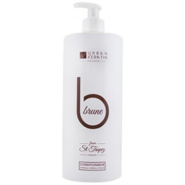 Conditionneur cheux bruns Brune from St-Tropez URBAN KERATIN 1L