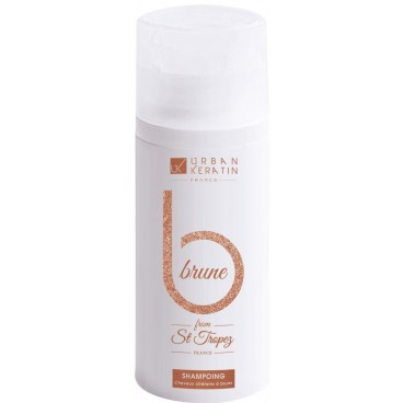 Shampooing cheveux bruns Brune from St-Tropez URBAN KERATIN 50ML