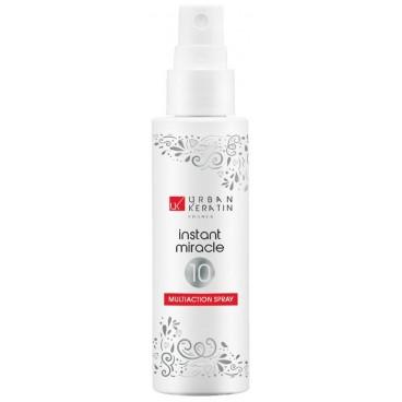 Spray instant miracle 10 URBAN KERATIN 150ML