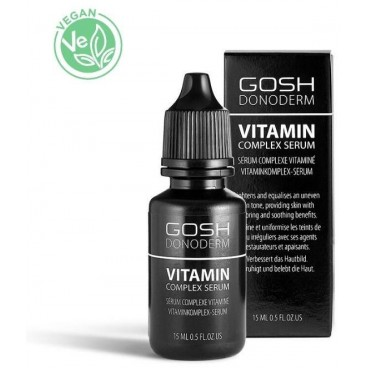 Sérum complexe vitaminé Donoderm GOSH 15ML