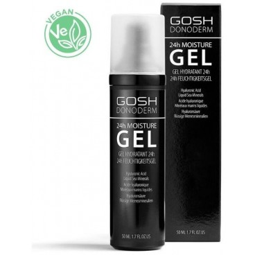Gel hydratant 24H Donoderm GOSH 50ML