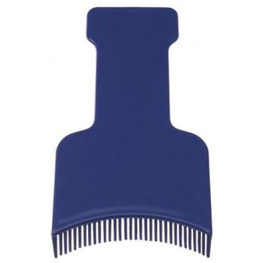 Palette mèches avec dents Bleue