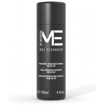 Gentle degreaser UV Gel ME by Mesauda 120ML