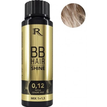 Patina without ammonia Iridescent Ash 0.12 BBHair Shine GENERIK 60ML