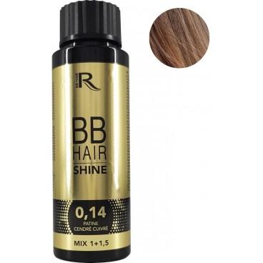 Pátina sin amoníaco Ash Copper 0.14 BBHair Shine GENERIK 60ML