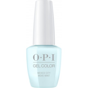 OPI Gel Color Varnish - Mexico City Move-mint 15ML