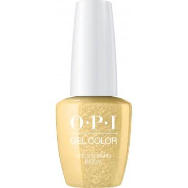 OPI Gel Color Varnish - Suzi's Slinging Mezcal 15ML