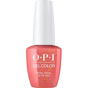 OPI Vernis Gel Color - Mural Mural on The Wall 15ML
