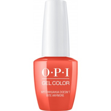 OPI Vernis Gel Color - My Chihuahua Doesn't Bite Anymore 15ML