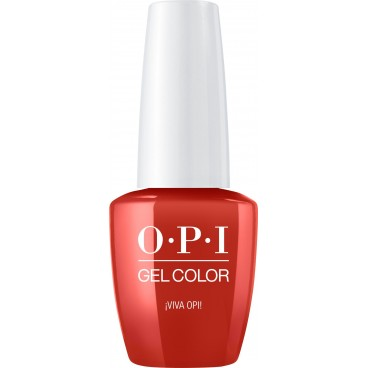OPI Gel Color Lack - Coral-ing Ihr Geist Tier 15ML