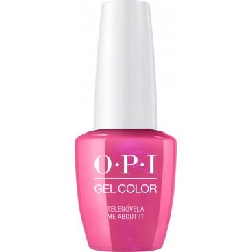 OPI Vernis Gel Color - Coral-ing Your Spirit Animal 15ML