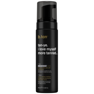 Mousse autobronzante brun chocolat (12,5% DHA) 1H Pro-stay B-TAN 750ML