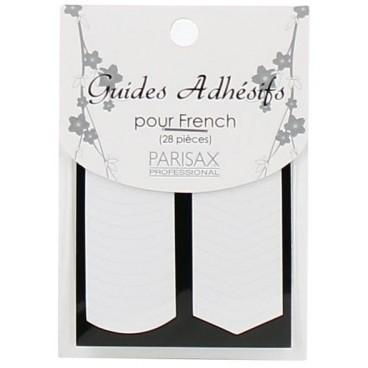 Guides adhésifs pour French Parisax