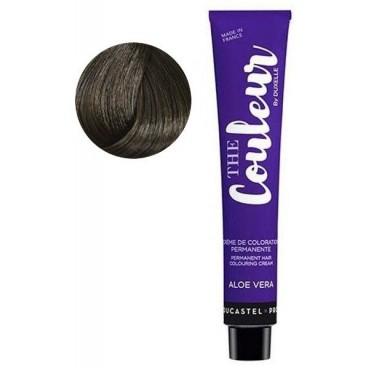 The Couleur Tube Coloration 100 ML N° 5 Châtain clair Duxelle
