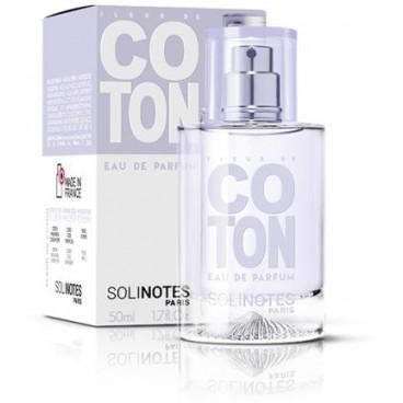 Eau de Parfum Fleur de coton Solinotes 50ML