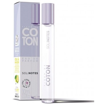 Cotton Flower Roll-On Solinotes 10ML
