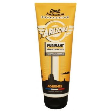 Shampooing purifiant actif sebo-regulateur Arizona HAIRGUM 200ML