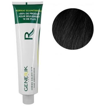 Générik Coloration sans ammoniaque N°1 Noir 180 ML