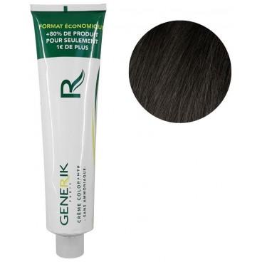Générik Coloration Sans amoniaqueN ° 3 Dark Chestnut 100 ML