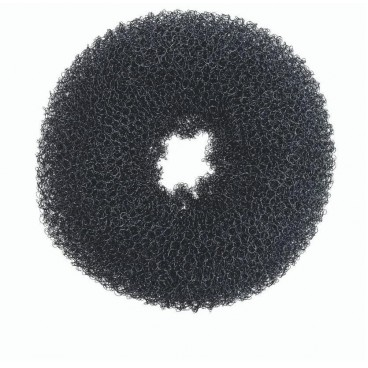 Crépon rond Noir ø 80mm