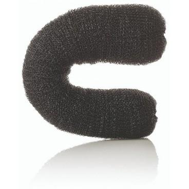 Brosse rouleau avec bouton noire