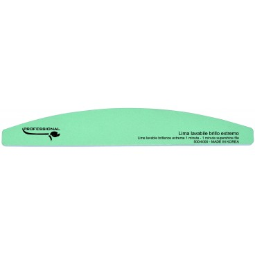 Lime polissoir Chamois verte 400/4000