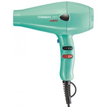 Sèche-cheveux professionnel vert Tornado STHAUER