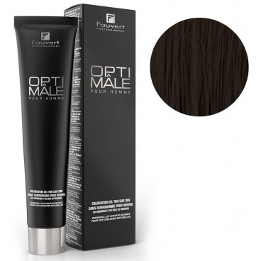 Coloring cream Optimâle 3C Dark chestnut 100ML