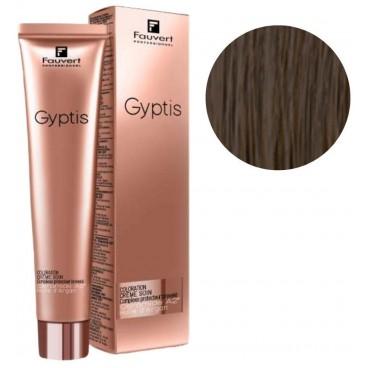 Crème de soin colorante Gyptis 6/0 Blond foncé froid 100ML
