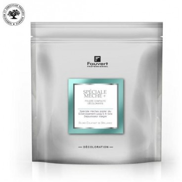 Poudre 9 tons Speciale-meche +® sachet zip spéciale papier aluminium 500g